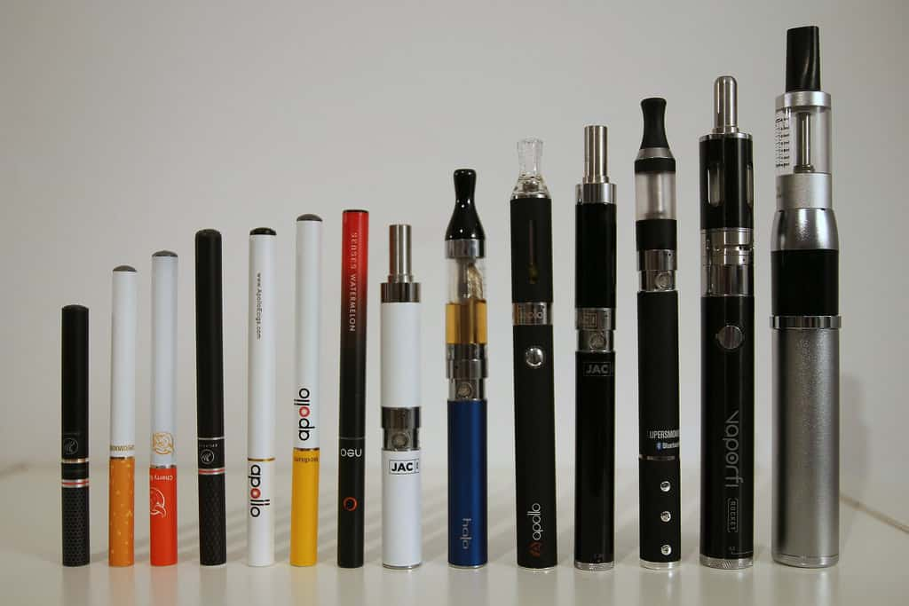 Electronic cigarette brands walmart