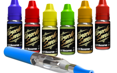 picture of a cbd e liquid kit
