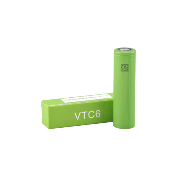 a picture of sony vtc6 battery cells